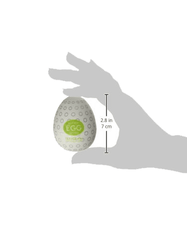 The dimensions of the Tenga Egg