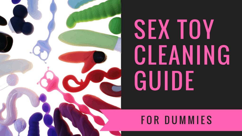 How to clean vibrators