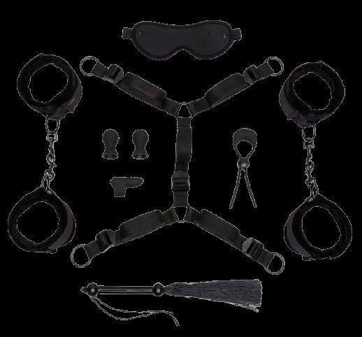 Lovehoney All Tied Up Bondage Play Kit (8 Piece)